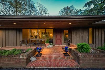 Ann Arbor Single Family Home For Sale: 1961 Country Club Road