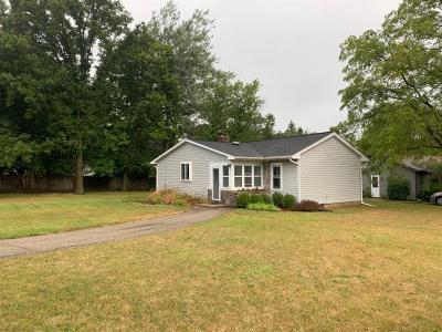 Ann Arbor Single Family Home For Sale: 3093 Lorraine Street
