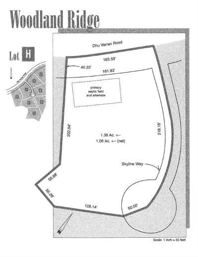 Ann Arbor Residential Lots & Land For Sale: 2877 Skyline Way