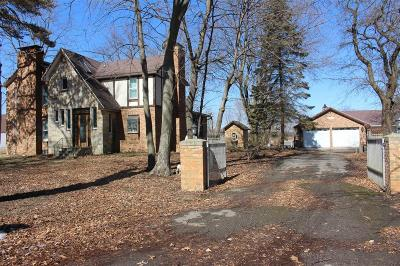 Single Family Home For Sale: 13820 Sager Road