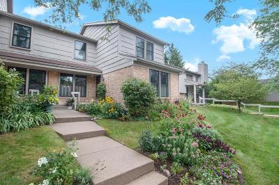 Ann Arbor Condo/Townhouse For Sale: 2252 Rivenoak Court