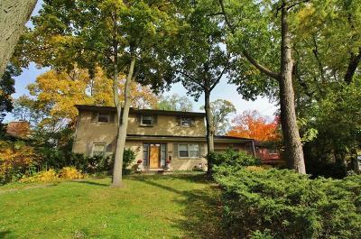 Ann Arbor Single Family Home For Sale: 2121 Brockman Boulevard