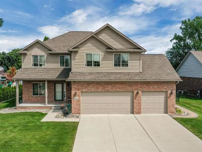 Flat Rock Single Family Home For Sale: 30427 Bradbury Drive