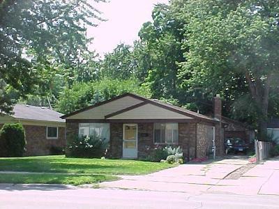 Royal Oak, Royal Oak Twp Single Family Home For Sale: 3107 N Main Street