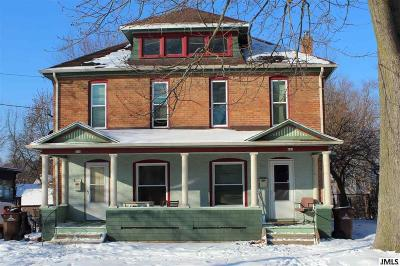 Multi Family Home For Sale: 808 Second St