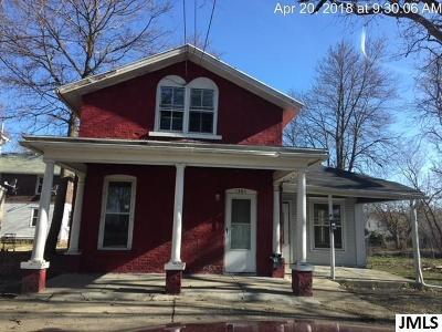 Multi Family Home For Sale: 1304 E Ganson