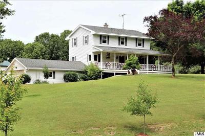 Single Family Home For Sale: 5880 McCrum