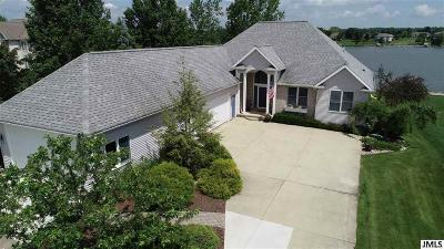 Franklin Single Family Home For Sale: 8597 Odowling
