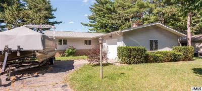 Hillsdale County Single Family Home For Sale: 11364 Oakwood
