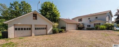 Calhoun County Single Family Home For Sale: 1561 Morse Rd