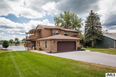 Hillsdale County Single Family Home Contingent - Continue To Show: 14405 Crestridge Dr