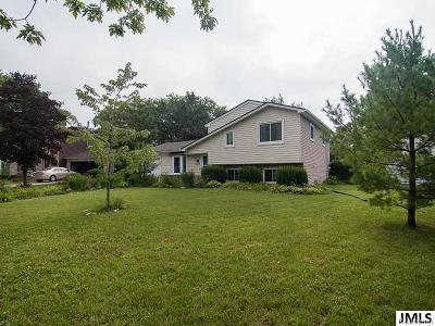 Superior, Superior Twp Single Family Home Contingent - Continue To Show: 9239 Abbey