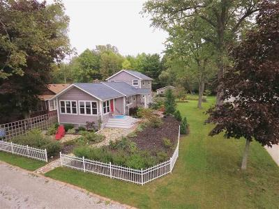 Franklin Single Family Home For Sale: 616 Breyman Hwy