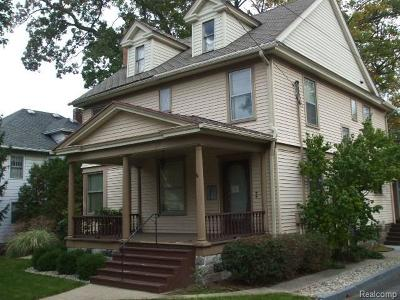 Multi Family Home For Sale: 115 Third St