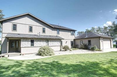 Lenawee County Single Family Home For Sale: 5512 Rays Dr