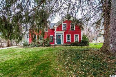 Calhoun County Single Family Home For Sale: 513 N Kalamazoo St