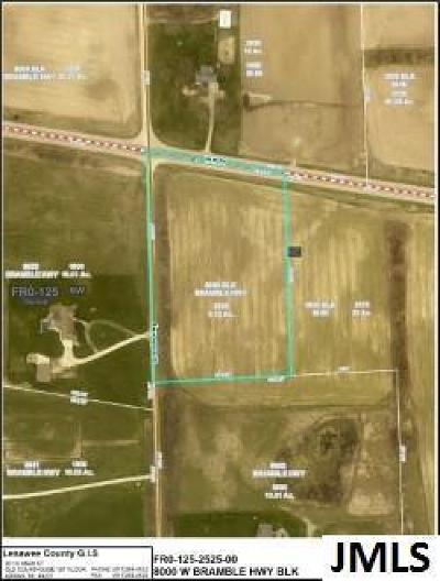 Franklin Residential Lots & Land For Sale: 8000 W Bramble Hwy