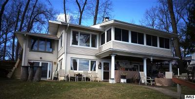 Hillsdale County Single Family Home For Sale: 11219 Oakwood Dr