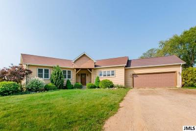 Single Family Home For Sale: 10990 Miner Rd