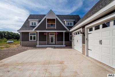 Single Family Home For Sale: 7021 Benjamin