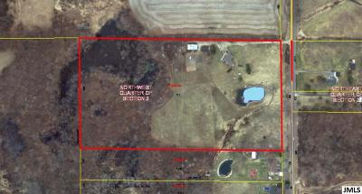 Single Family Home For Sale: 6100 Lansing Ave