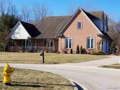 Monroe County Single Family Home For Sale: 1265 Burningbush Court