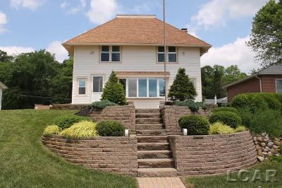 Lenawee County Single Family Home For Sale: 52 The Boulevard
