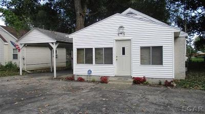 Monroe County Single Family Home For Sale: 10384 High Street