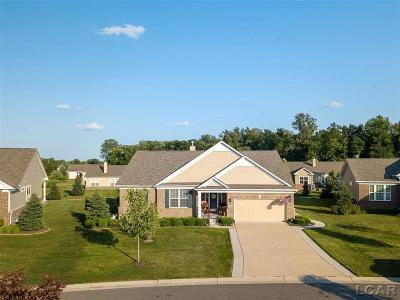 Brownstown Twp Single Family Home For Sale: 23873 Houghton Lane