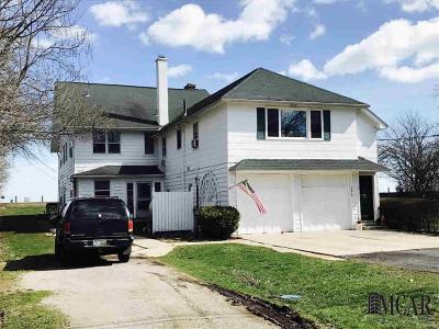 Monroe Multi Family Home For Sale: 13816 Lake Dr