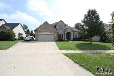 Monroe Single Family Home For Sale: 880 Saint Anne Lane