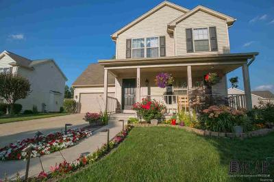 Monroe County Single Family Home For Sale: 7592 Willow Pointe Dr