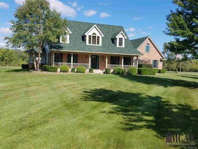 Monroe Single Family Home For Sale: 4748 E Dunbar Rd