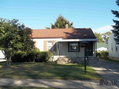 Southgate Single Family Home For Sale: 12229 Agnes