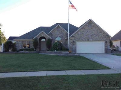 Monroe Single Family Home For Sale: 5127 Oakhaven