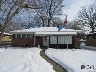 Redford Single Family Home Sold: 13512 Brady