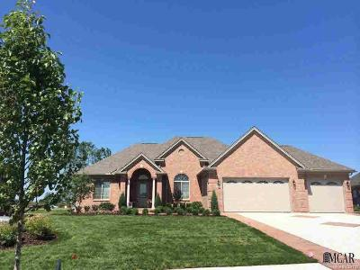 Monroe Single Family Home For Sale: 118 Callaway Dr