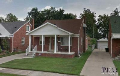 Southgate Single Family Home For Sale: 13523 Ward