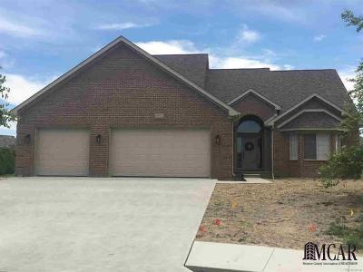 Monroe Single Family Home For Sale: 15456 Orchard Meadows