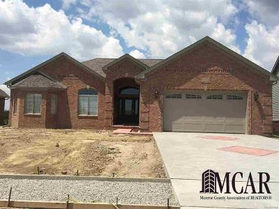 Monroe Single Family Home For Sale: 15366 Orchard Meadows