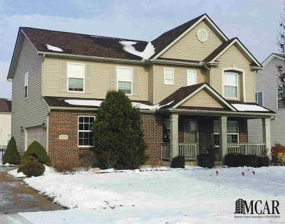 Brownstown Twp, Flat Rock Single Family Home For Sale: 31460 Adora Ln