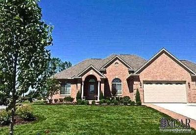 Monroe Single Family Home For Sale: 4984 Orchard Crest Dr