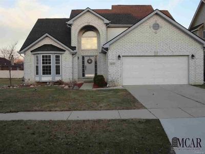 Trenton Single Family Home For Sale: 26765 Coronation