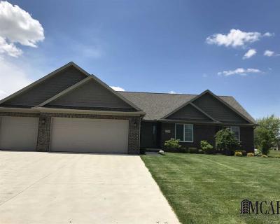 Monroe Single Family Home For Sale: 756 E Sweet Briar Lane