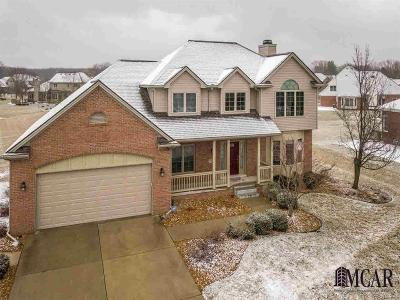 Monroe Single Family Home Contingent - Continue To Show: 762 Valmont Dr