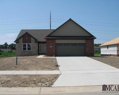 Monroe Single Family Home For Sale: 5019 Skylark