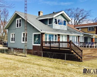 Monroe Single Family Home For Sale: 3008 Lakeshore