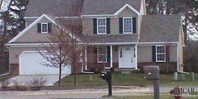Monroe Single Family Home For Sale: 1071 Plum Grove Drive