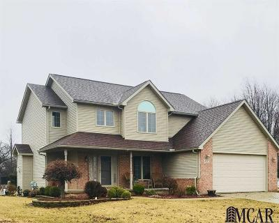 Monroe Single Family Home Contingent - Continue To Show: 4845 Southpointe Pkwy