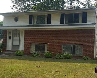 Brownstown Twp, Flat Rock, Riverview, Rockwood Single Family Home For Sale: 31686 Hazel